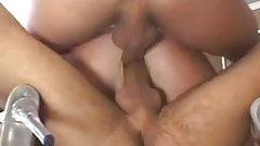 audrey triple penetration