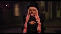 Nicki Minaj clip from ''Turn Me On'' music video