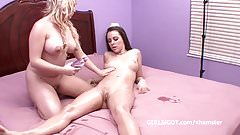 College teens kissing first time lesbian massage innocent