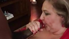 BBW Wife Loves BBC (Short Clip)