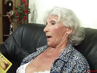 Extreme granny porn thumbs - Horny euro granny porn casting