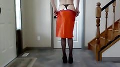 Flirty bottom bitch