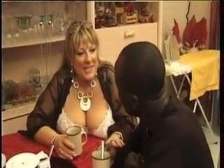 BBC Cum On Asian GILF Pussy