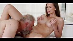 i did not know grandpa was cumming