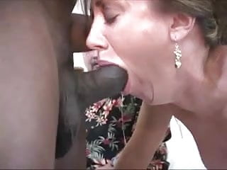 Boob tube strikes - Striking white wife has a bbc double as hubby cleans