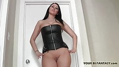 You are now my personal sissy blowjob slave