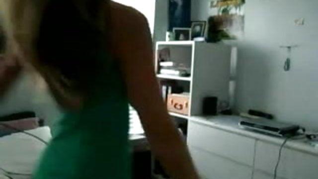 Redhead teen streaming video