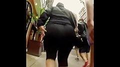 Two big ass mature gilfs