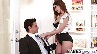 Babes - Office Obsession - Ryan Driller and Brooklyn Chase -