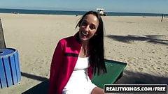 RealityKings - Street BlowJobs - Jmac Scarlett - V Day