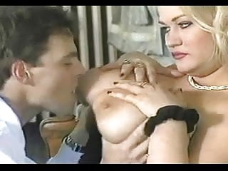 Guy fucks blonde hard - Blonde bbw-milf hard fucked from different guys