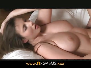 Orgasms Natural Beauty And Her Boyfriend