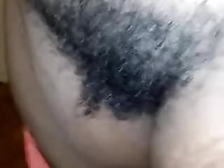 My Hairy Pussy Ex after I fucked her