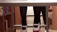 pantyhose school girls