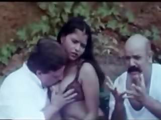 anil nagarth Squeezing b grade actress boobs
