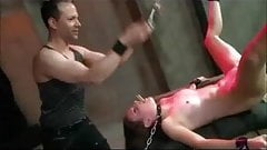 Bound Spread Spanked And Toyed
