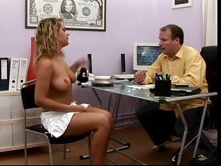 Reasons for breast size increase - Hot chick comes for breast exam and got fucked hard on couch