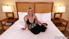 Hot Anal Fucking a Horny Natural Tits Amateur Milf