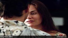 Athena Massey & Joyce Jimenez Topless And Hot Sex Video