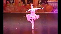 College ballerina cuckolds her boyfriend