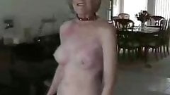 Fantastic Cock Sucking From Amateur Grandma