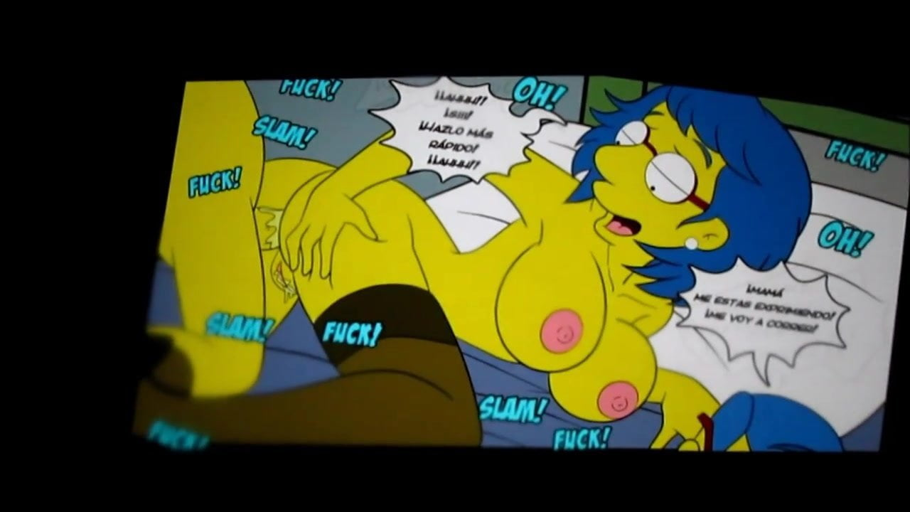 Die simpsons luan porno know