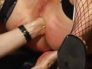 German Anal Fisting - ... Preview 6 of Very Hard Anal Fisting German BDSM -AFM-