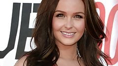 Camilla Luddington Jerk off challenge.