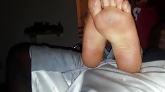 Sole Tease Foot Play