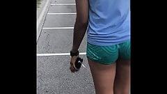 Lush Lady Walking Short-Cut Gym Shorts