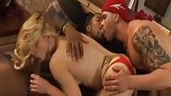 Bisexual MMF Threesome 2