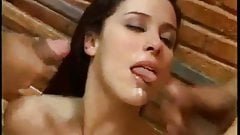Hot cumshoot 69