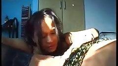 Maya Ababadjani and Sabina cultivate lesbian sex