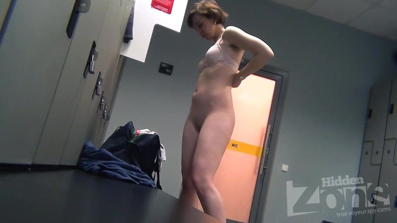 Video Shot With A Hidden Camera In The Womens Locker-4860