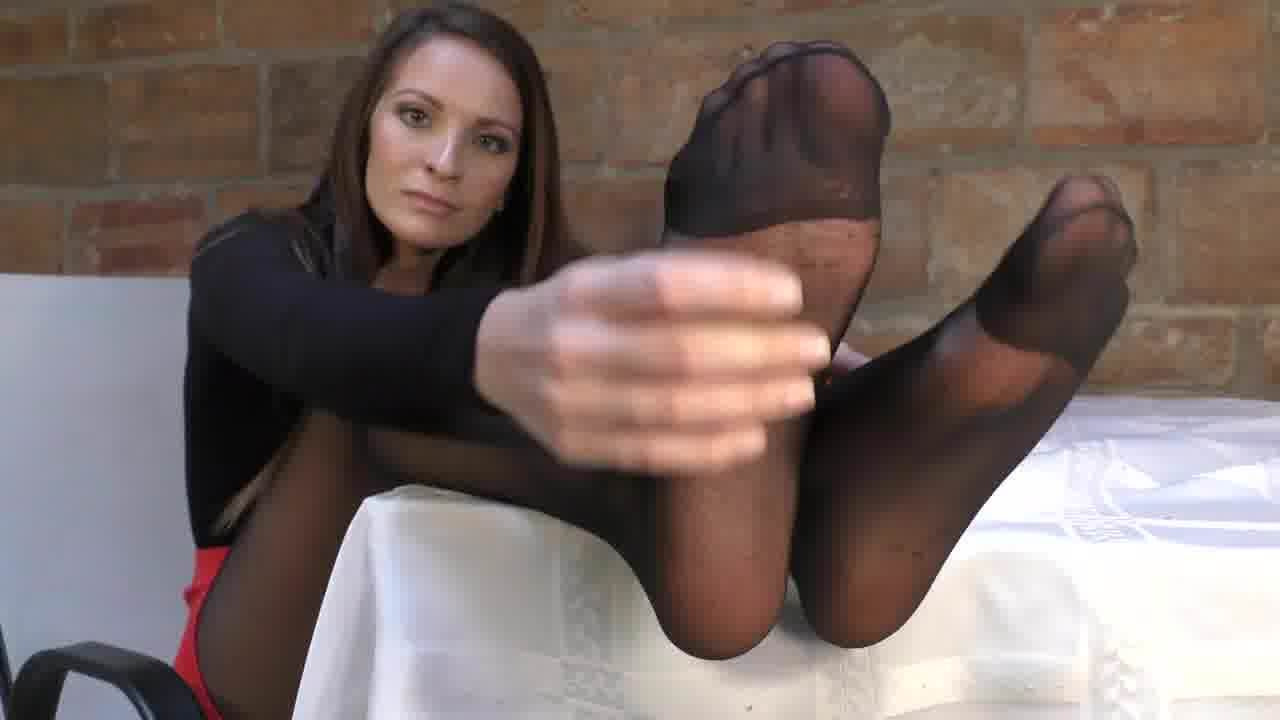 pantyhose hd video