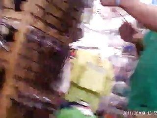 Trina flashing guy in green shirt 1