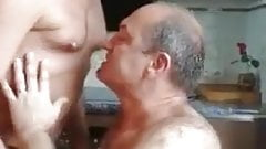 Russian nipple love