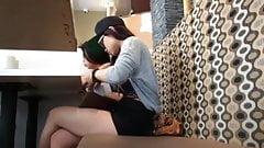 2 Cute Asian Teens