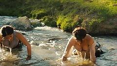 Penelope Cruz y Salma Hayek - ''Bandidas''