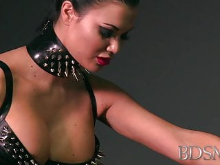 Spank with love readers - Bdsm xxx sexy mistress loves teasing her sub boys hard cock