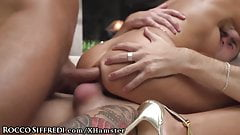 Rough DP Orgy Fuck at Rocco's Hard Academy Compund's Thumb