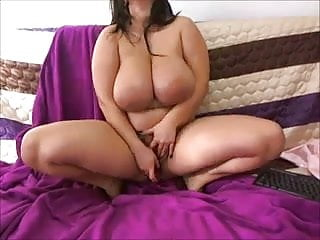 BBW with Massive Breasts and Beatiful Face