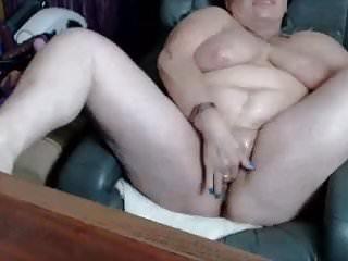 bonne giclee de mamie en cam