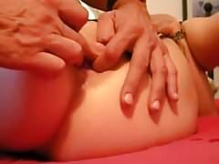 nice anal fuck with mature woman