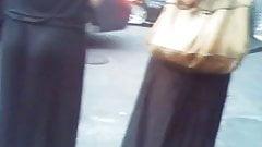 see thru black dress