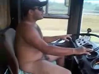 Naked gay truckers