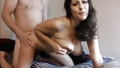 Milf Checks on Boy in Bed
