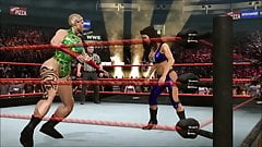 candice michelle vs cammy