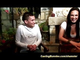 young teens first porn casting