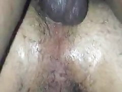 Anon BBC breeding Latino cumdump